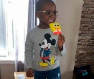 foto: Con 4 años, gastó 3 mil dólares de la tarjeta de su mamá para helados
