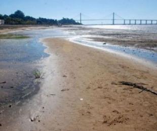 foto: Prevén que la bajante del Paraná será igual de histórica que en 2020