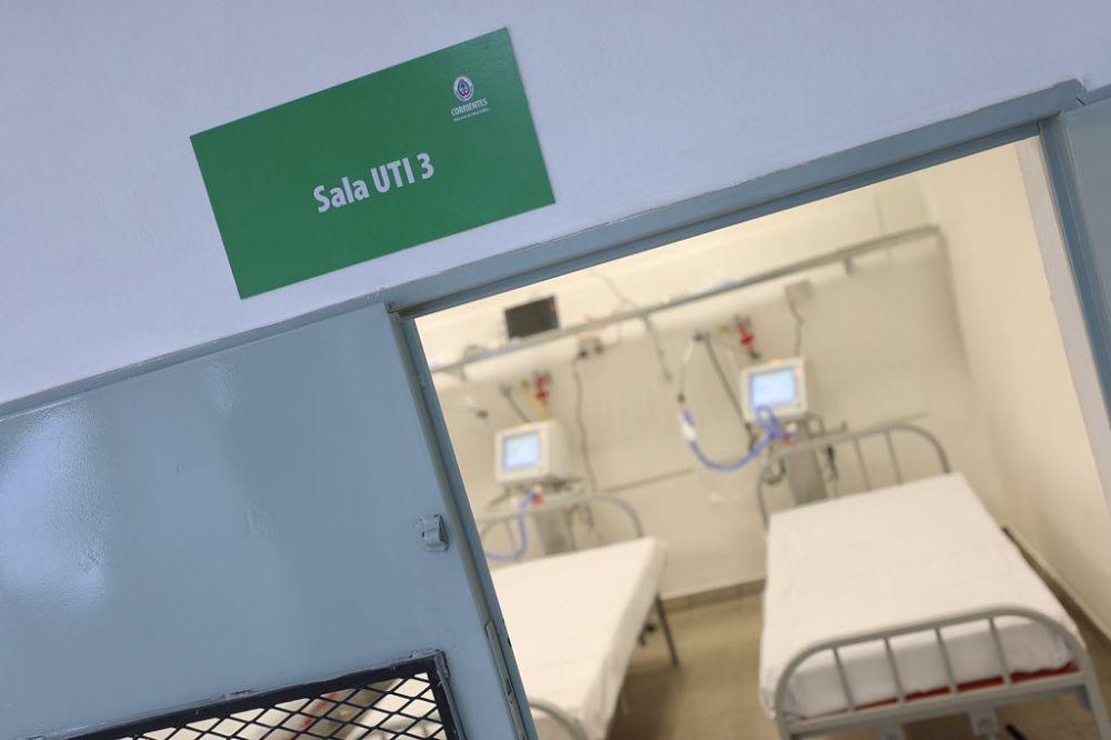 Corrientes acumuló 12 muertes por coronavirus en tres días
