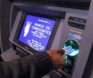 foto: Inicia el cronograma de pago del plus de mayo para estatales