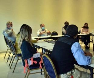 foto: Evaluaron el avance de programas y proyectos en Corrientes
