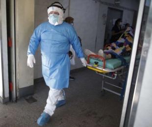 foto: Coronavirus en la Argentina: informaron 25.976 nuevos casos
