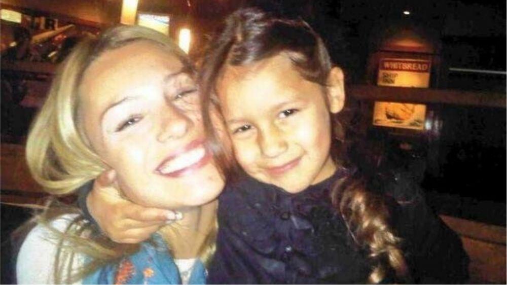 La emoción de Pampita al inaugurar una plaza en homenaje a su hija Blanquita