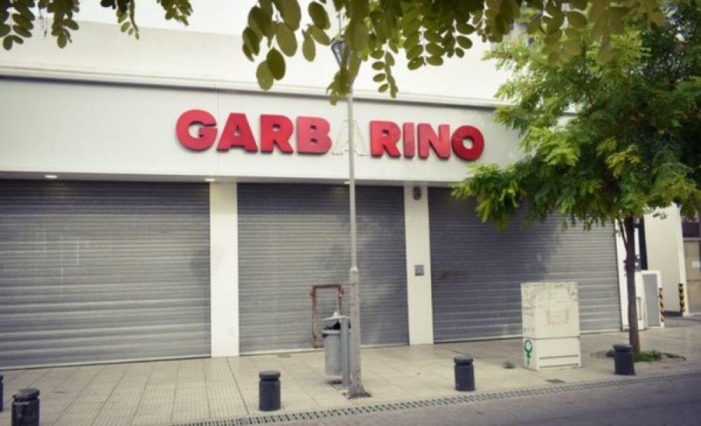 Garbarino no abrió sus locales y hay alerta por el futuro laboral