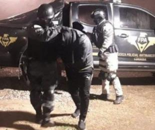 foto: Policía retirado fue detenido mientras lideraba banda de narcos