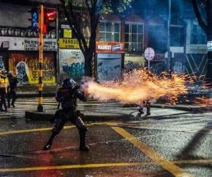 foto: Aumentan los números de muertos en Colombia tras las protestas