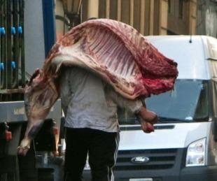 foto: Alertan que la carne subiría un 15% por la comercialización