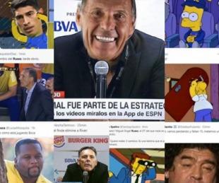 foto: Los mejores memes de la derrota de Boca, previo al superclásico