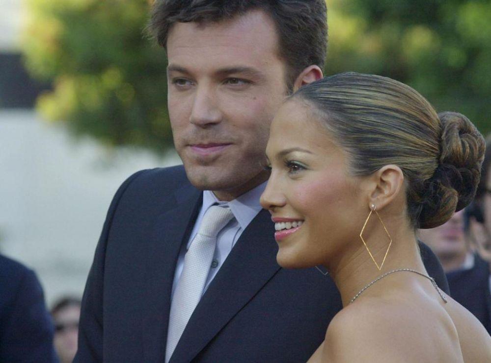 Mirá las primeras imágenes de Jennifer Lopez con Ben Affleck