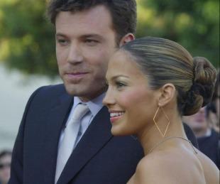 foto: Mirá las primeras imágenes de Jennifer Lopez con Ben Affleck