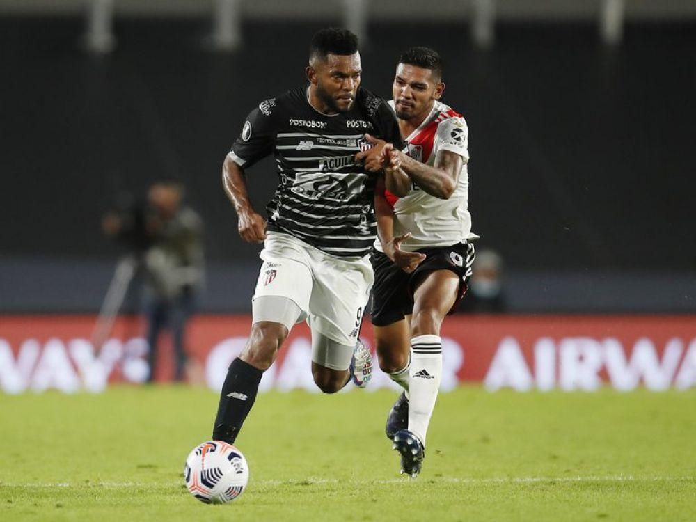 Libertadores: River buscará ante Junior en Barranquilla una victoria