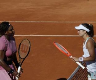 foto: Podoroska contó que conocía un punto débil de Serena Williams
