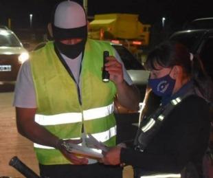 foto: Dos localidades se prohibieron el ingreso entre sí por el Covid