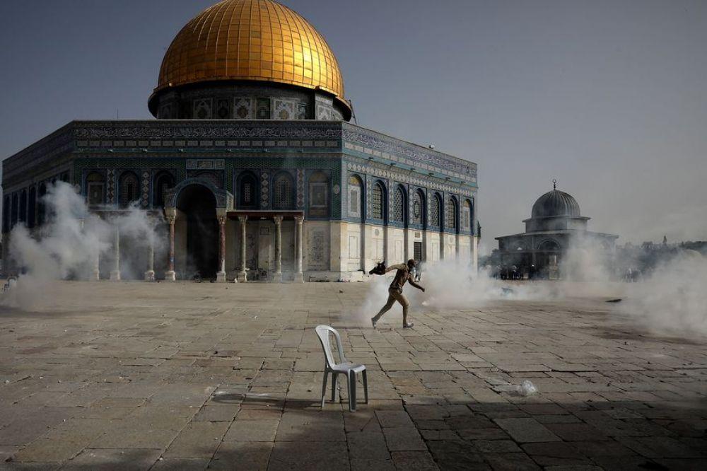 Qué hay detrás de los enfrentamientos en Jerusalén