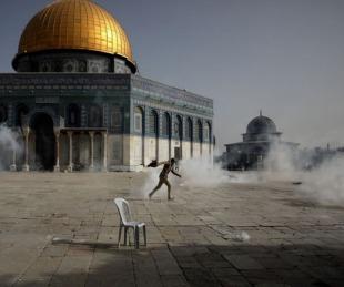 foto: Qué hay detrás de los enfrentamientos en Jerusalén