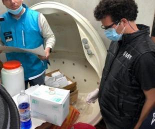 foto: Clausuraron una clínica trucha en Almagro