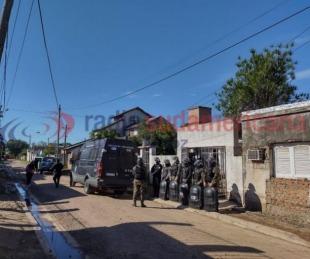 foto: Detuvieron a un hombre por las amenazas a la Escuela de Comercio