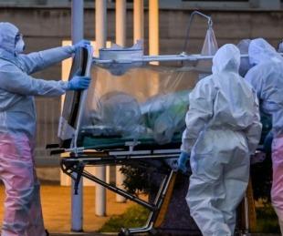 foto: Covid en Argentina: confirmaron 448 muertes y 26.531 nuevos casos