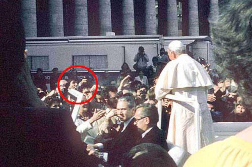 A 40 años del disparo a Juan Pablo II ¿Qué fue del terrorista?