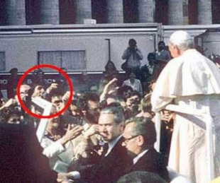 foto: A 40 años del disparo a Juan Pablo II ¿Qué fue del terrorista?