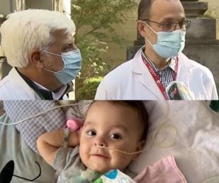foto: Los ángeles de Emmita: las palabras de los médicos