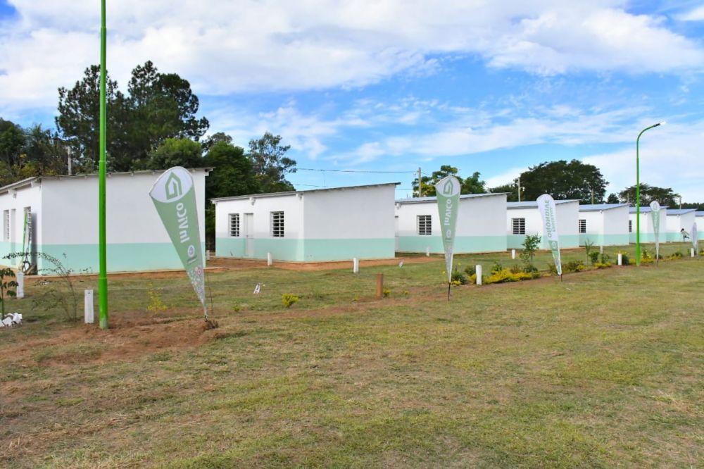 Prevén la construcción de 1.600 viviendas en Corrientes