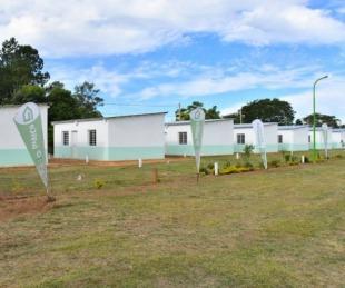 foto: Prevén la construcción de 1.600 viviendas en Corrientes