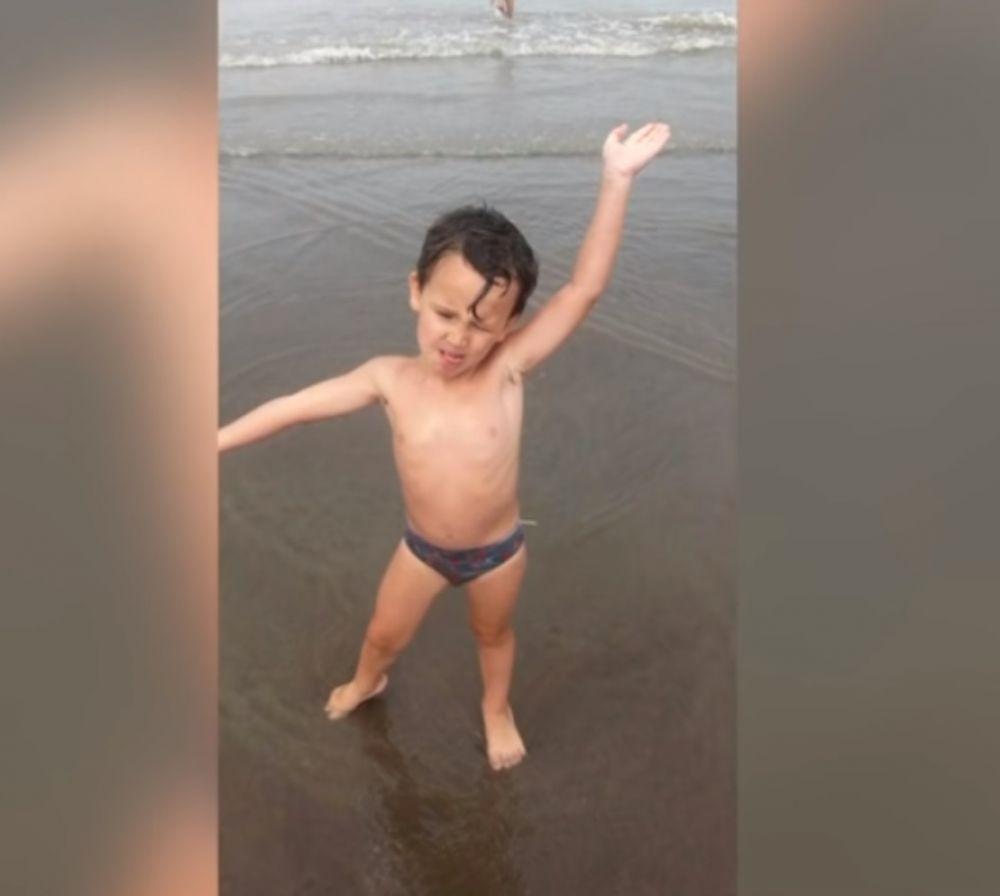 Conductor atropelló y mató a un nene de 4 años y se dio a la fuga