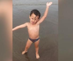 foto: Conductor atropelló y mató a un nene de 4 años y se dio a la fuga