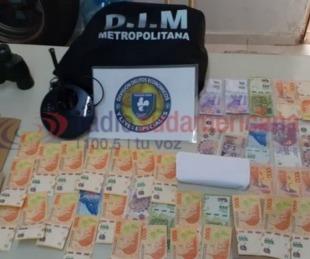 foto: Detienen a banda chaqueña que robó a un repartidor en Corrientes