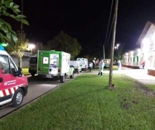 foto: El Hospital de Campaña registró 8 muertos por coronavirus
