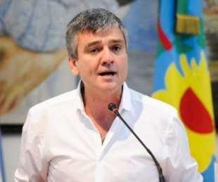 foto: Juan Zabatela llegó a Corrientes y se reúne con sectores del PJ