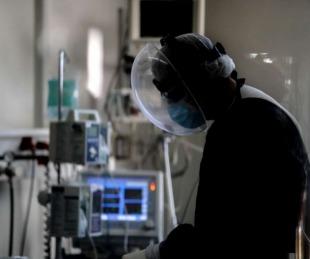 foto: COVID-19: Argentina es el segundo país en número de muertes diarias