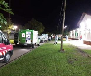 foto: Fallecieron nueve personas por Covid 19 en el Hospital de Campaña