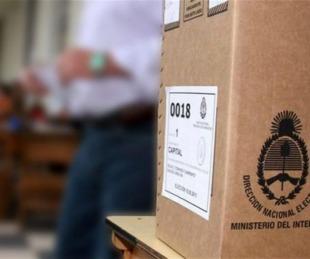 foto: Cómo se votaría en Corrientes en contexto de la pandemia de Covid