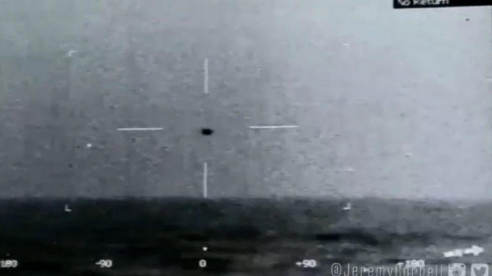 El Pentágono confirma la veracidad de un video de un OVNI