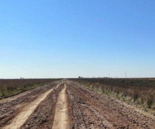 foto: Avanzan con el mejoramiento de la ruta provincial 40