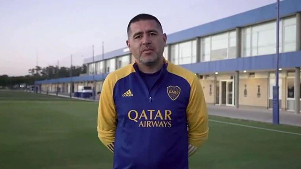 Qué dijo Riquelme tras el triunfo de Boca por penales frente a River