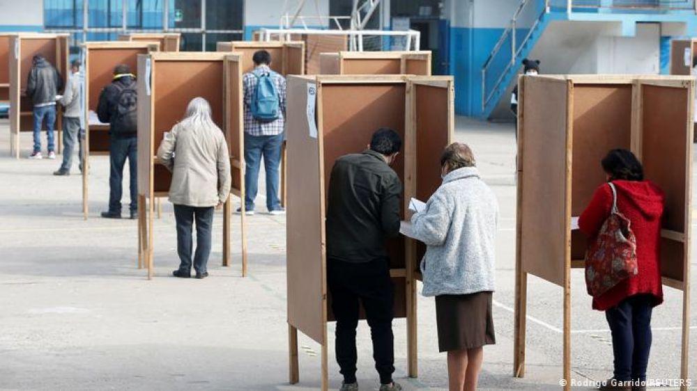 Elecciones 2021 en Chile: ¿Cómo es el voto por la nueva constitución?