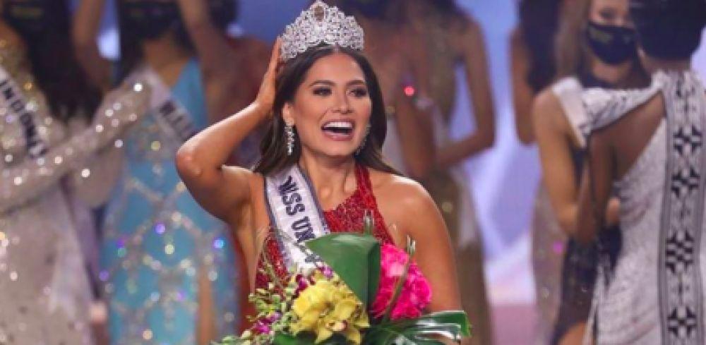Miss Universo 2021: La mexicana Andrea Meza se lleva la corona
