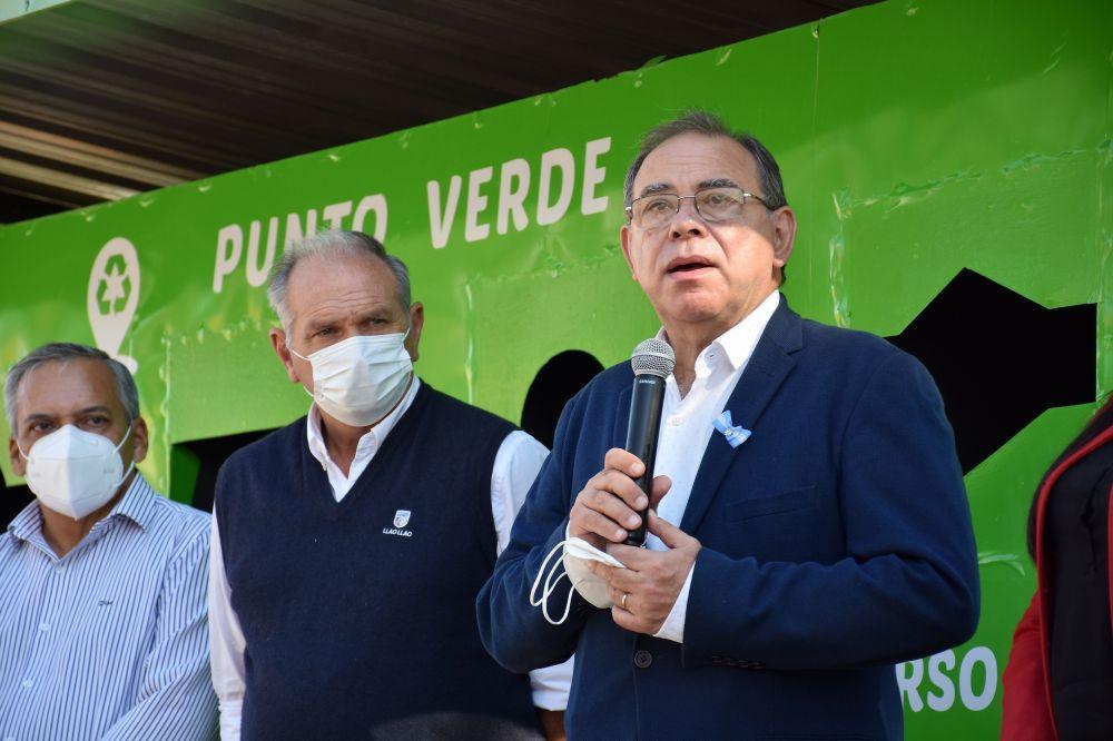 Tassano: El tema ambiental es una política de Estado desde el primer día