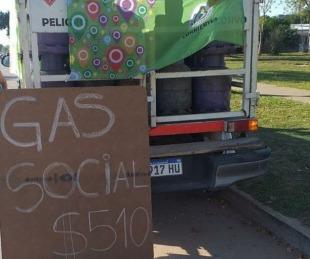 foto: La Garrafa Social amplía sus días de ventas en los barrios