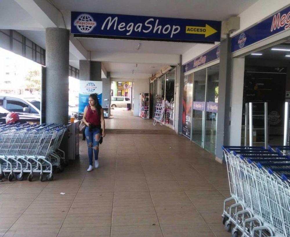El 80% de los locales del centro comercial están cerrados