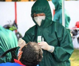 foto: Corrientes batió un nuevo récord de casos de Covid 19: detectaron 718 contagios en la última jornada