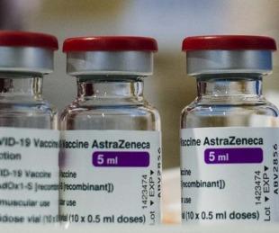foto: Llegan al país casi cuatro millones de vacunas de AstraZeneca