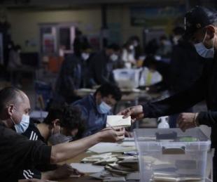 foto: Elecciones: La bolsa de Chile cae un 8% y se dispara el riesgo país