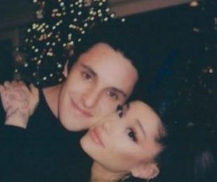 foto: Ariana Grande se casó en secreto con Dalton Gómez