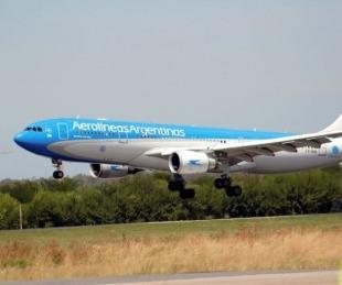 foto: Aerolíneas tendrá que pedir autorización para volar a los Estados Unidos