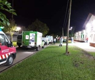 Fallecieron cinco personas por Covid-19 en el Hospital de Campaña