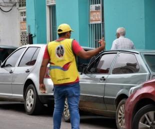 No se cobrará estacionamiento medido hasta el 31 de mayo